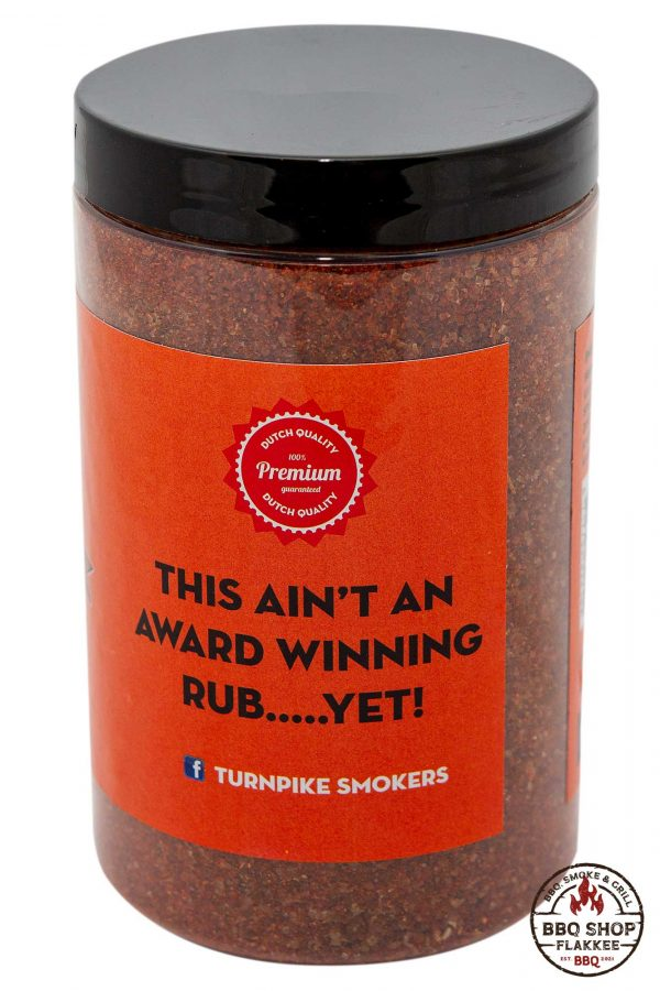 Turnpike Smoker All Purpose BBQ Rub