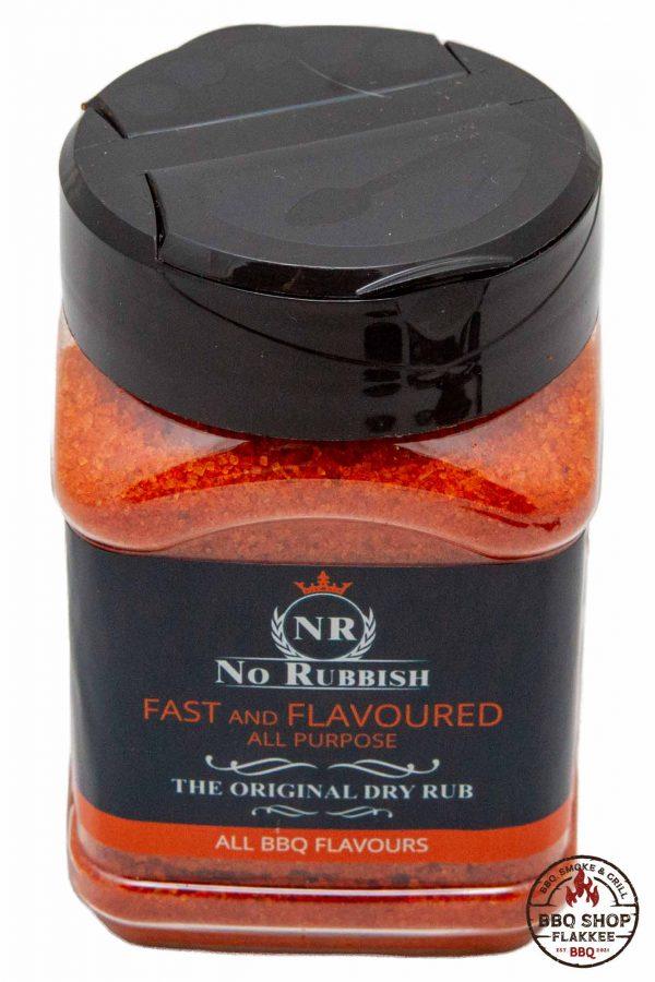 No Rubbish Fast and Flavoured BBQ Rub