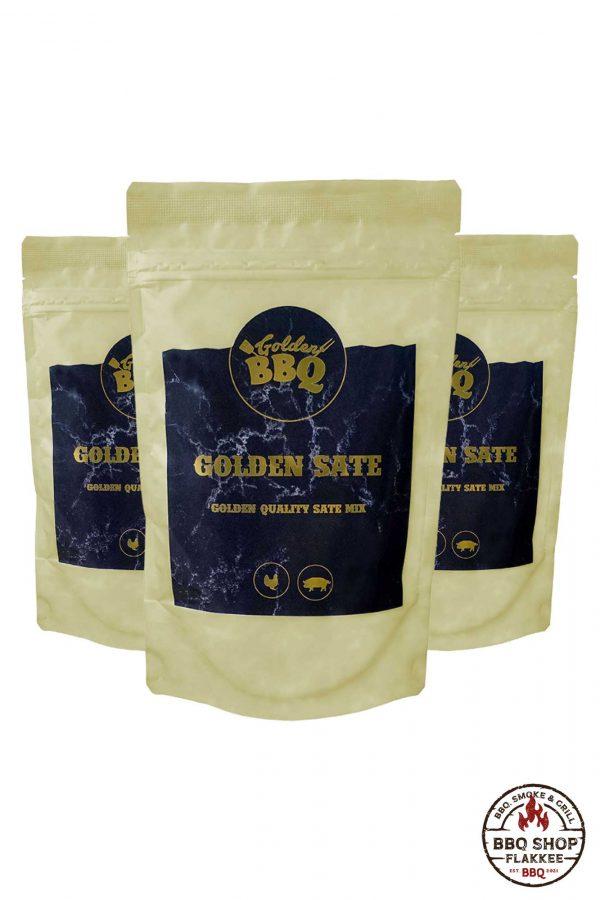 Golden BBQ Sate kruiden