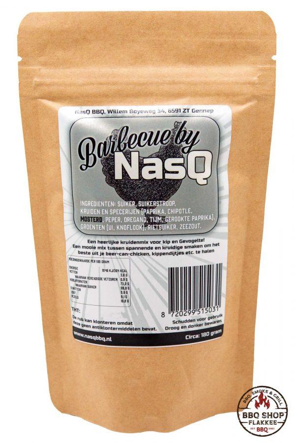 NasQ BBQ | Chicken Rub