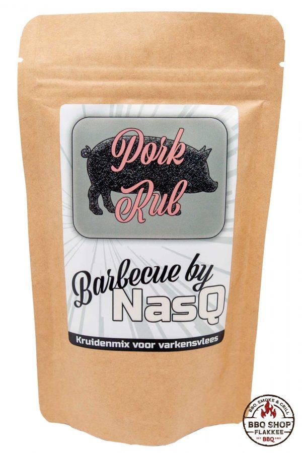 NasQ BBQ | Pork Rub