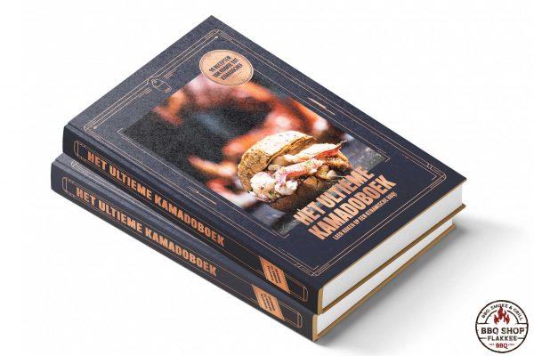 Het Ultieme Kamado Boek