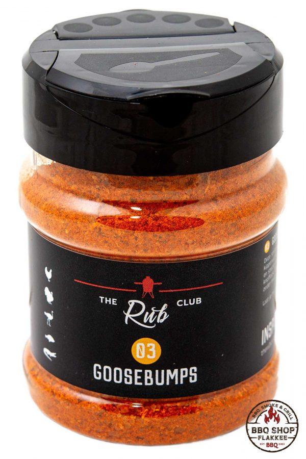 The Rub Club   Goosebumps #3